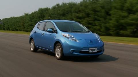 Nissan Leaf 2011-2015 Road Test