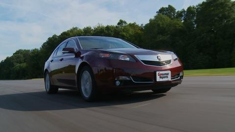 Acura TL 2012-2014 Road Test