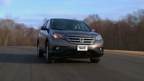 Honda CR-V 2012-2014 Road Test