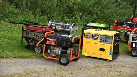 Generator Buying Guide