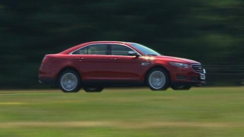 Ford Taurus 2013-2015 Road Test