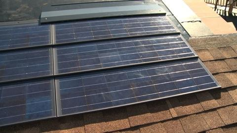 CertainTeed solar roofing
