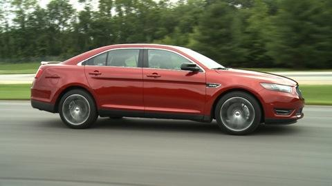 2013 Ford Taurus SHO first drive