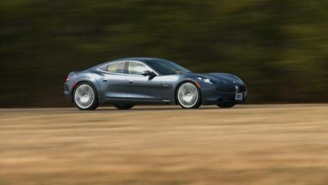 Fisker Karma 2012 Road Test