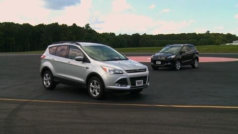 Ford Escape 2013-2016 Road Test