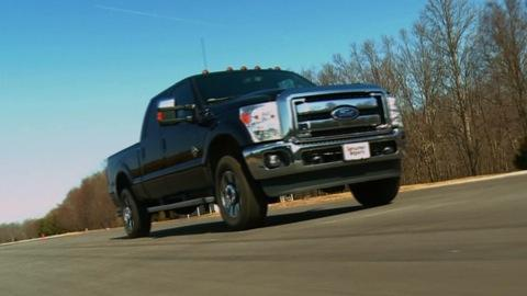 Heavy-duty trucks 2011-2013 Road Test