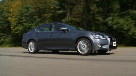 Lexus GS 350 2012-2015 Road Test