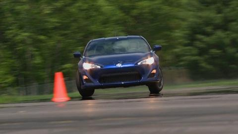 Scion FR-S First Drive