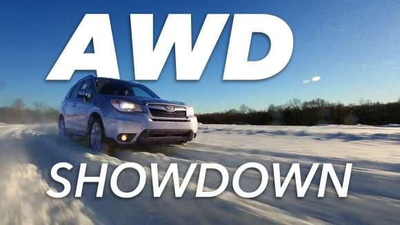 AWD Showdown: Subaru Forester vs. Honda CR-V vs. Toyota RAV4