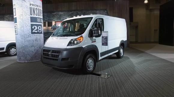 Ram ProMaster Focuses On Utility
