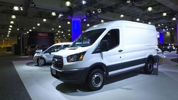 Ford Transit Upholds Tradition