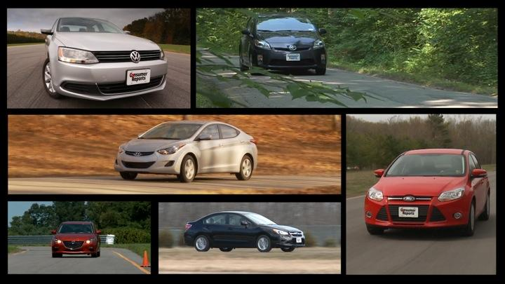 Compact Cars - Top Choices 2014