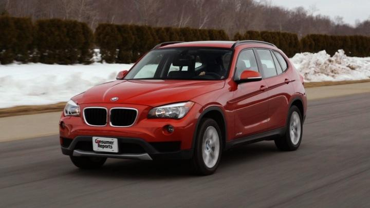 BMW X1 2013-2015 Review