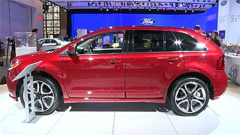 Ford Edge: 2011 Preview