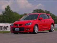 Mazdaspeed3 2007-2009  Road Test