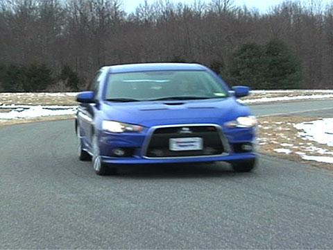 Mitsubishi Lancer Ralliart 2010-2015 Road Test