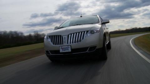 Lincoln MKX 2011-2014 Road Test
