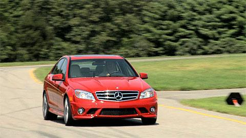 Mercedes-Benz C63 2008-2011 review