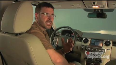 Land Rover LR4 2010-2014 Road Test