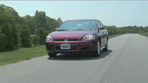 Chevrolet Impala 2006-2011 Road Test
