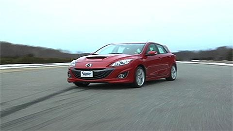Mazdaspeed3 2010-2013 Road Test