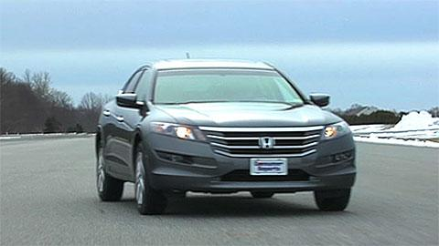 Honda Accord Crosstour 2010-2012 Road Test