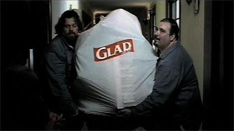 Testing Glad's ForceFlex Garbage Bags