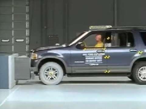 kia sedona crash test 2002 2005. Black Bedroom Furniture Sets. Home Design Ideas