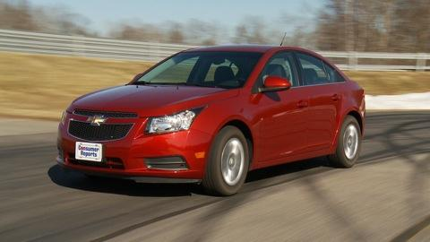 Chevrolet Cruze 2011-2015 Road Test