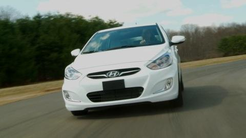 Hyundai Accent First Look