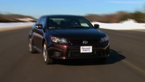 Scion tC 2011-2013 Road Test