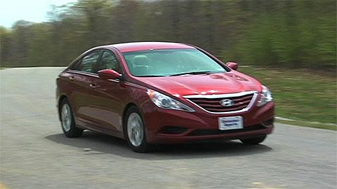 Hyundai Sonata 2011-2014 Road Test