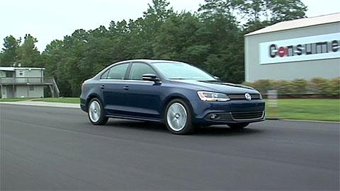 Volkswagen Jetta 2011-2013 Road Test