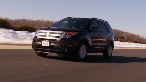 Ford Explorer 2011-2015 Road Test