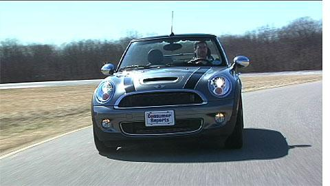 Mini Cooper Convertible 2010-2014 Road Test