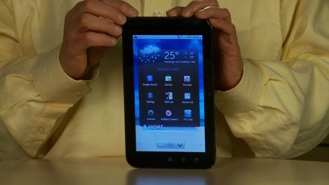 First Look: Dell Streak 7 tablet