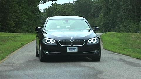 BMW 535i 2011-2015 Road Test