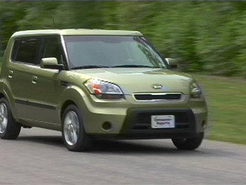 Kia Soul 2010-2011 Road Test
