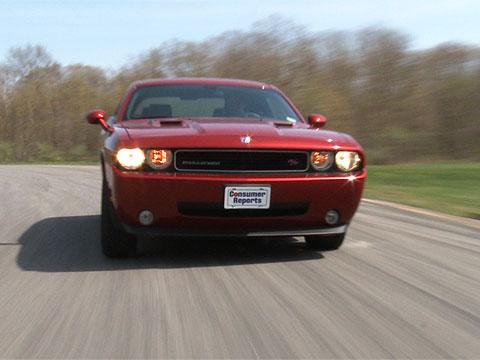 Dodge Challenger 2009 First Look