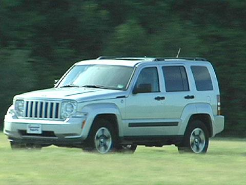 Jeep Liberty 2008-2012 Road Test