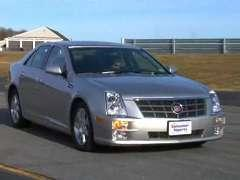 Cadillac STS 2008-2011 Road Test