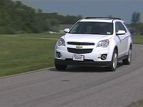 Chevrolet Equinox 2010-2012 Road Test