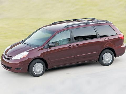 Toyota Sienna 2007-2010 Road Test