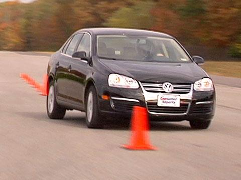 Volkswagen Jetta 2005-2010 Road Test