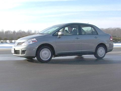 Nissan Versa 2007-2011 Road Test