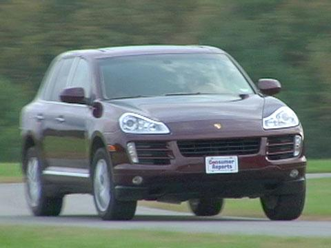 Porsche Cayenne 2003-2010 Road Test