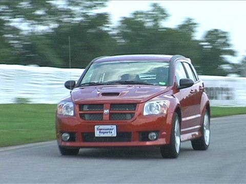 Dodge Caliber SRT4 2008-2009 Road Test
