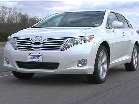 Toyota Venza 2009-2013 Road Test
