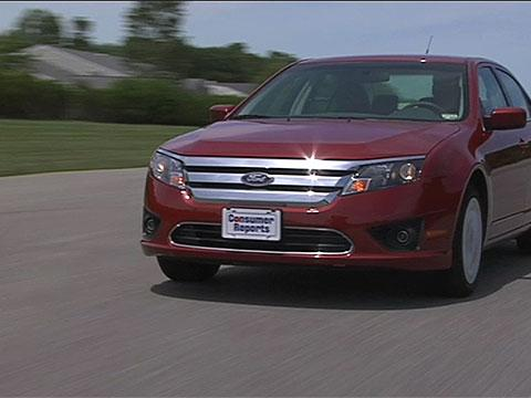 Ford Fusion 2010-2012 Road Test