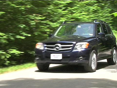 Mercedes-Benz GLK 2009-2012 Road Test